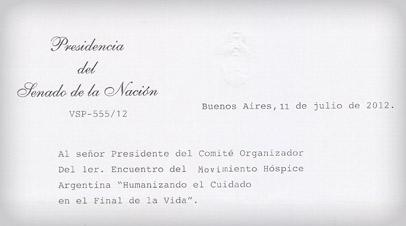 Primer Encuentro Declarado De Interés Por El Senado De La Nación