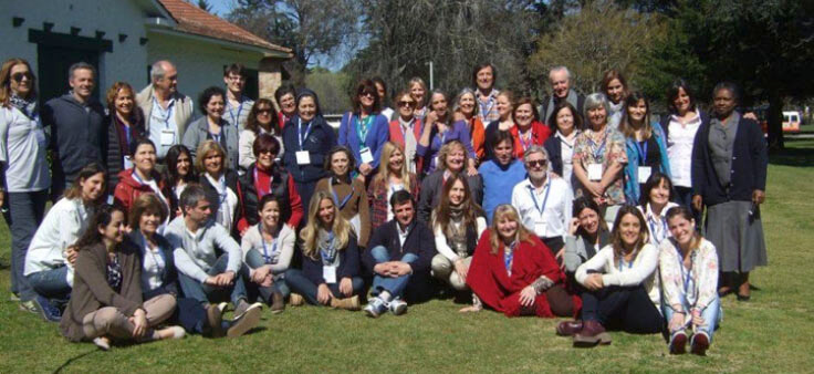 Se Realizó El Encuentro Nacional En Mar Del Plata